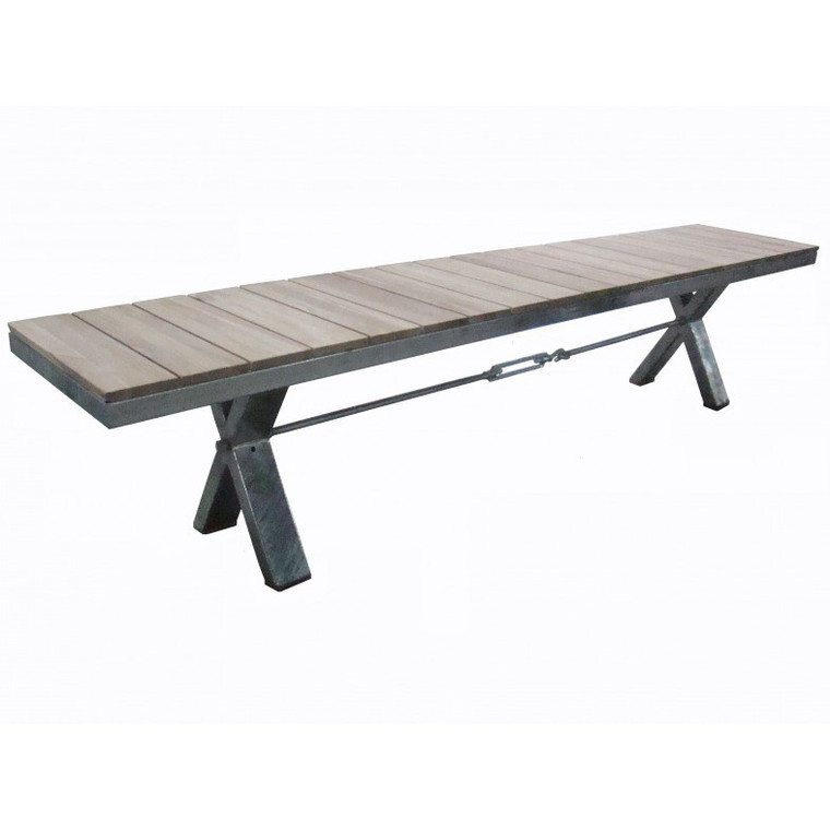 Portside X-base Bench
