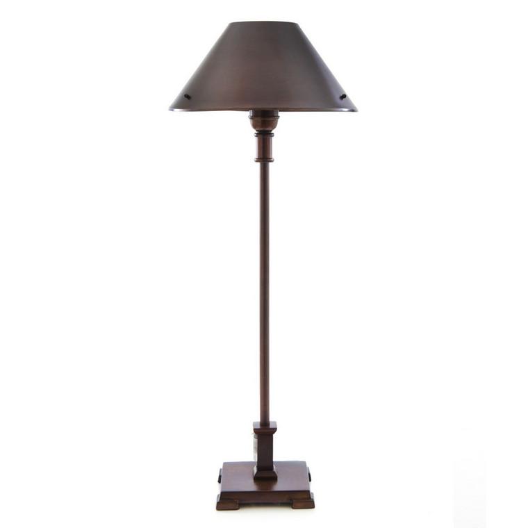 Bruxelles Table Lamp - Antique Brass Dark