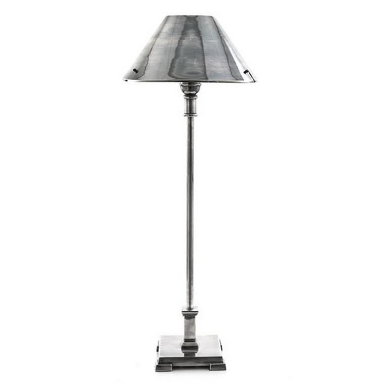 Bruxelles Table Lamp - Antique Silver