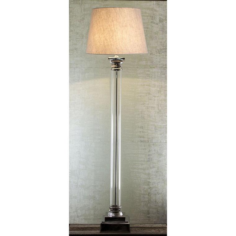 Campsbay Glass Floor Lamp
