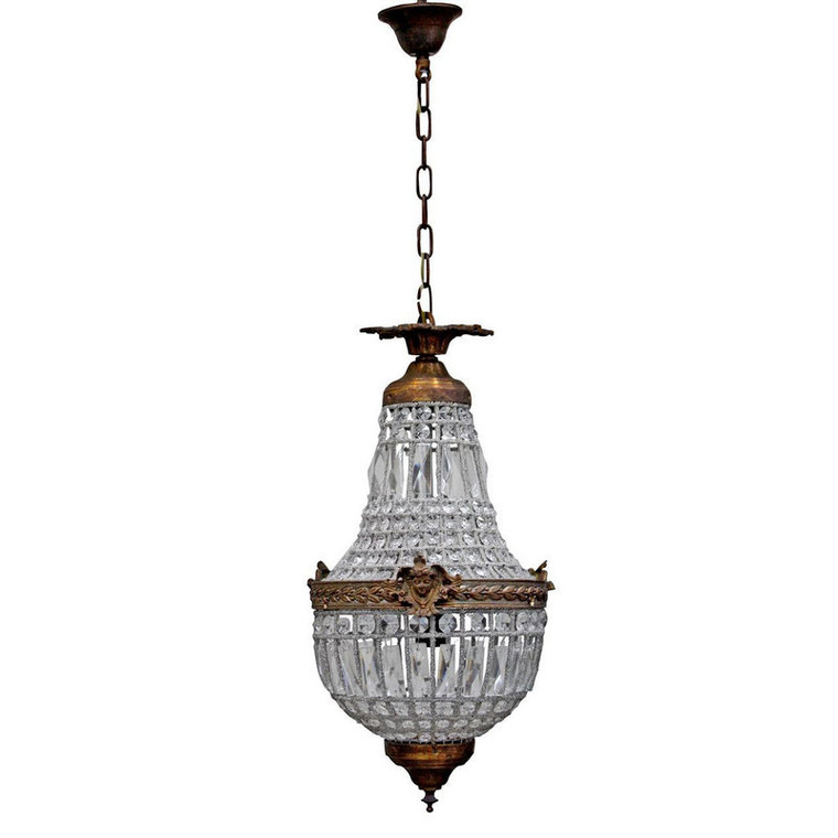 Empire Style Chandelier Small
