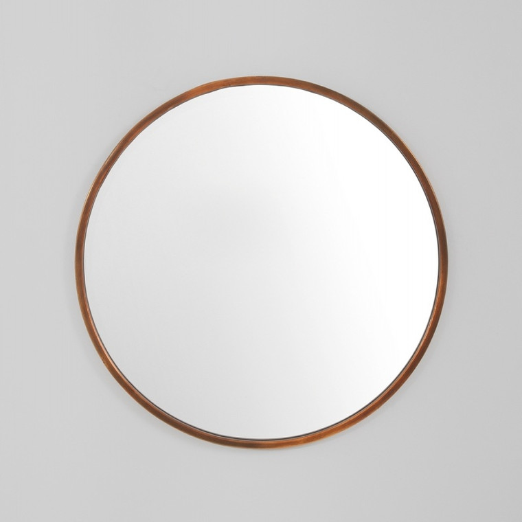 Arthur Copper Mirror