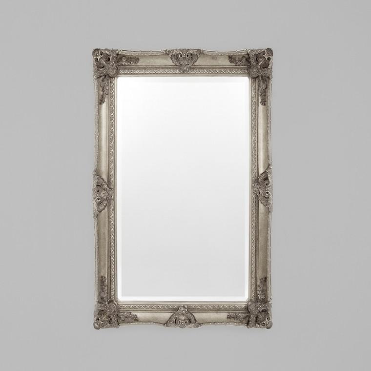 Chatsworth Silver Mirror 125X214
