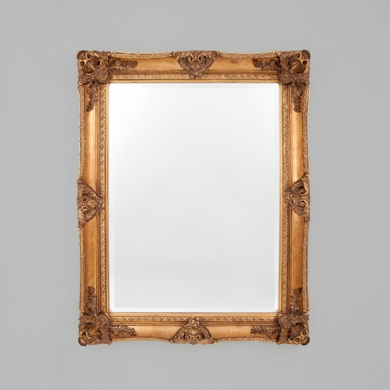 Chatsworth Gold Mirror 126X156