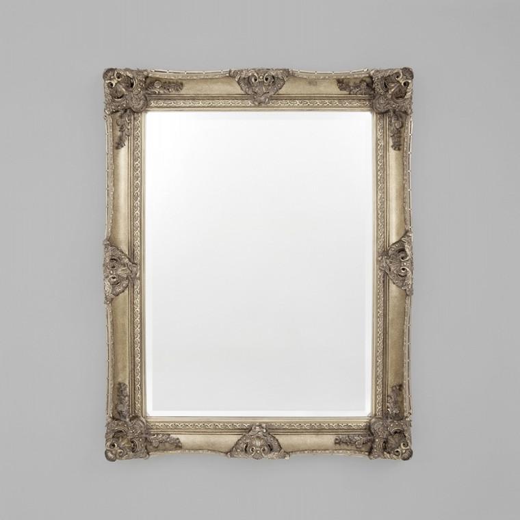 Chatsworth Silver Mirror 126X156