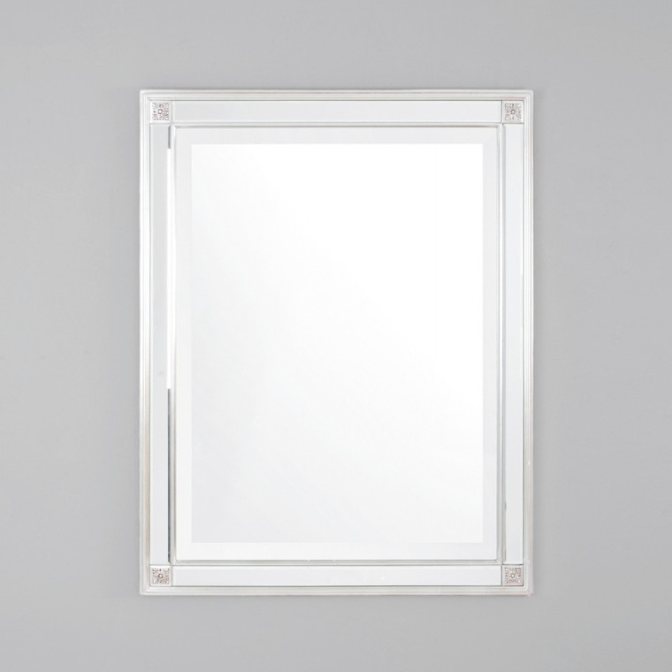 Contessa Silver Mirror 98X126