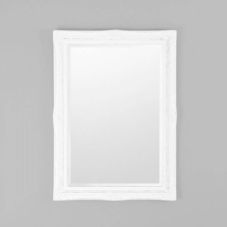 Juliette White Mirror 73X103