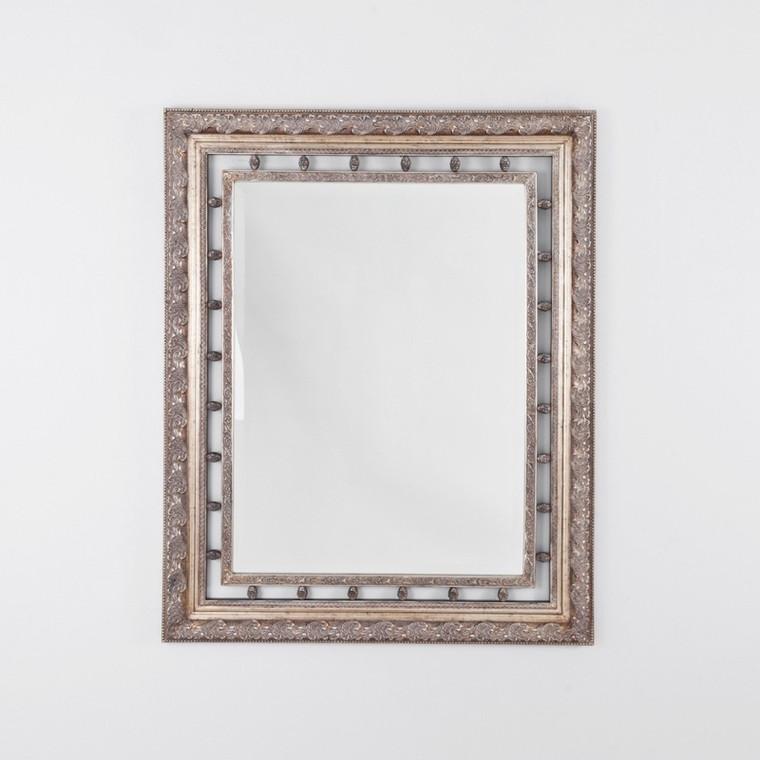 Neo Classical Silver Mirror 140X230