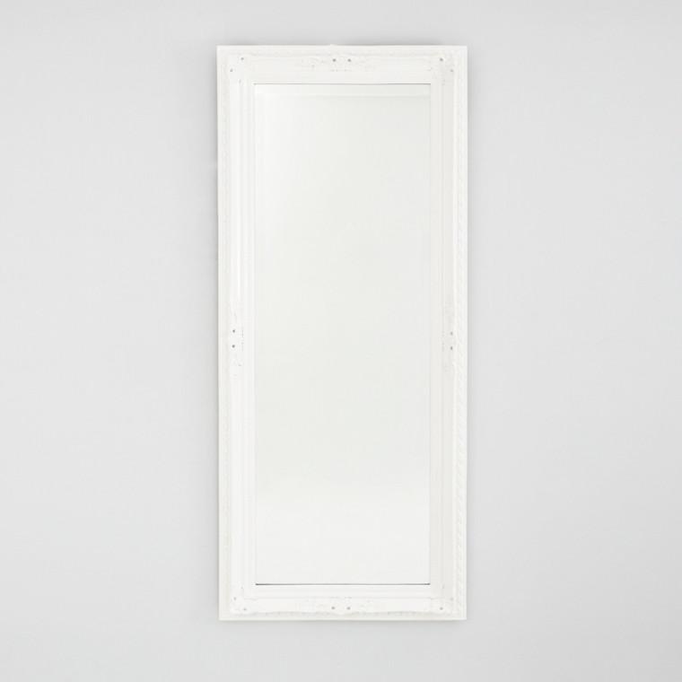Provincial White Wash Mirror 83X190