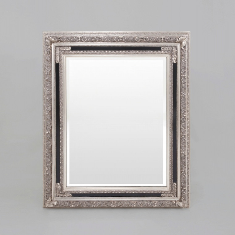 Sherwood Silver/Black Mirror 131X162