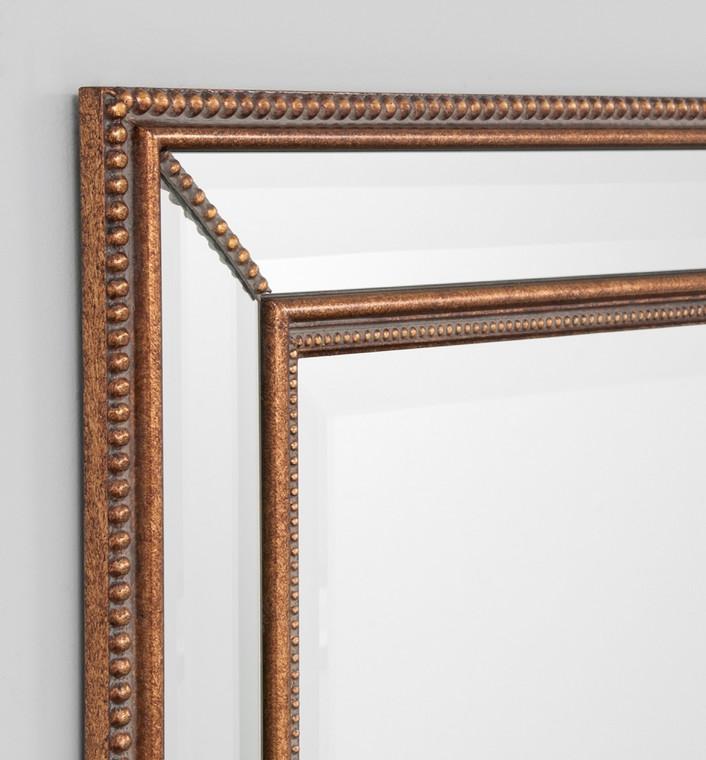 Vienna Bronze Mirror