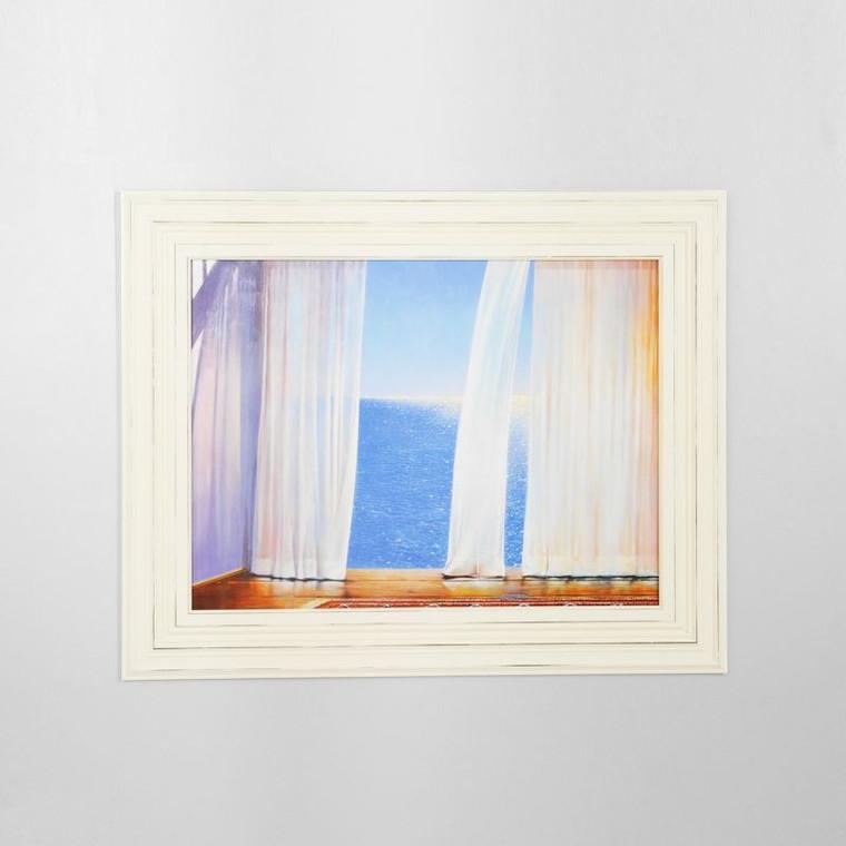 Framed Print: L'Air Du Temps