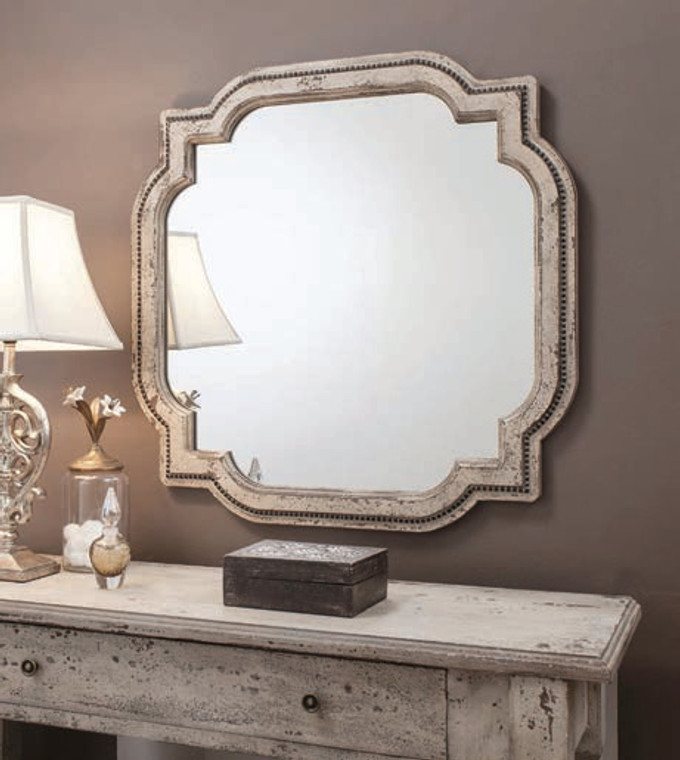 """Hartley Mirror 31x31"""" Gallery Direct"""