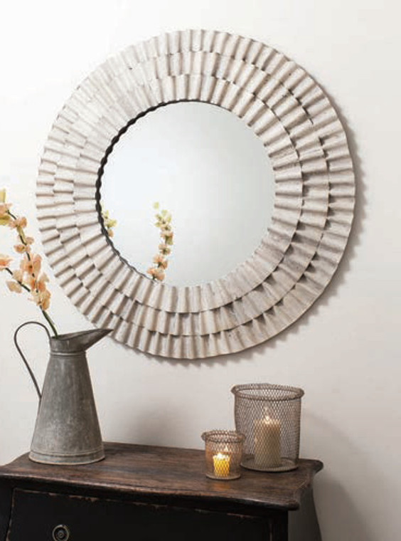 "Palmira Mirror 41"""" Gallery Direct"""""