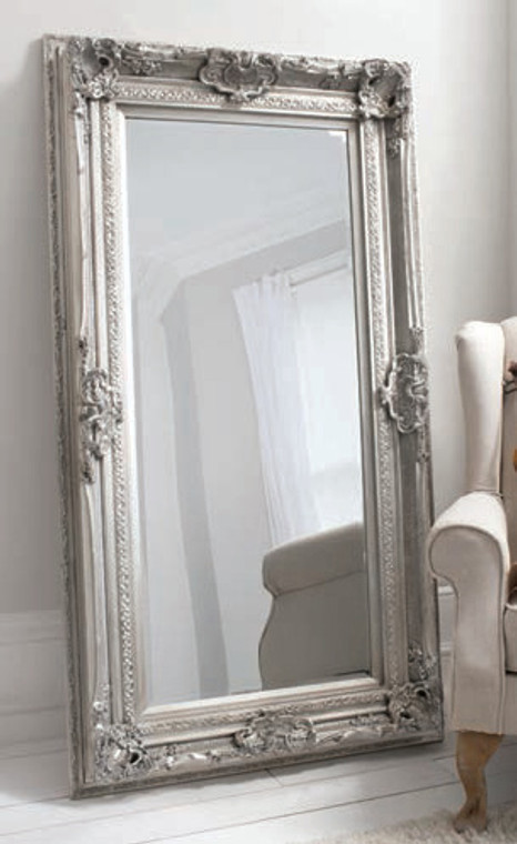 """Valois Mirror Silver 72x38"""""""" Gallery Direct"""""""""""