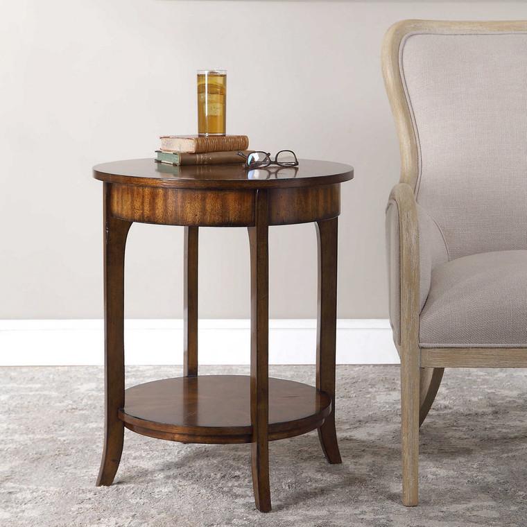 Carmel Lamp Table by Uttermost