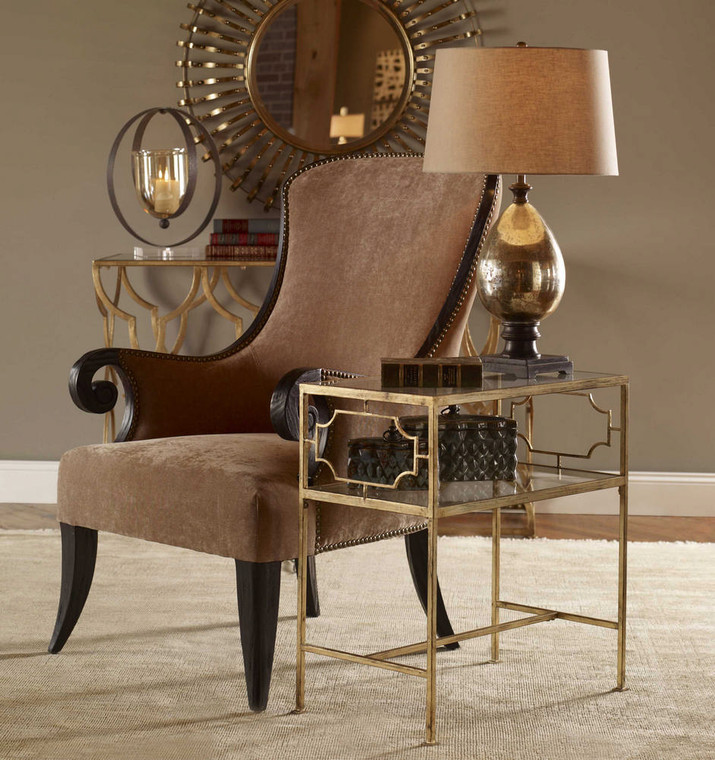 Genell Side Table by Uttermost