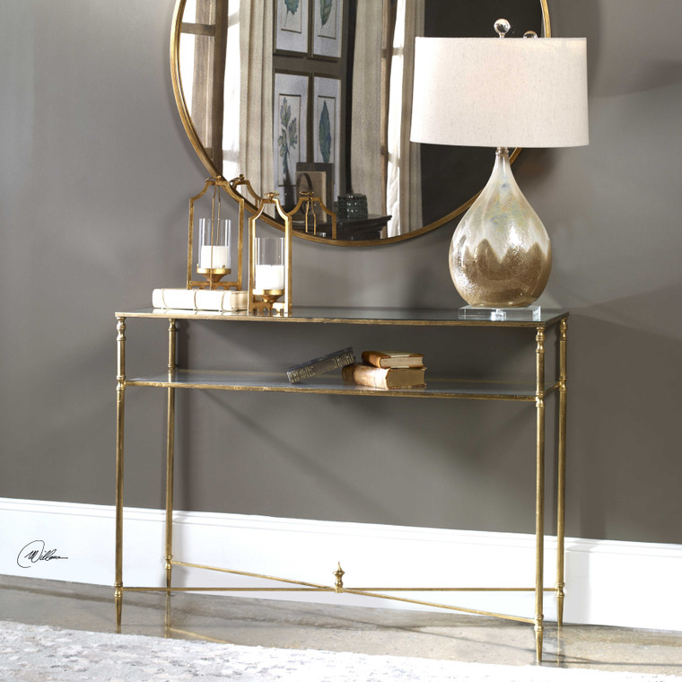 Henzler Console Table by Uttermost