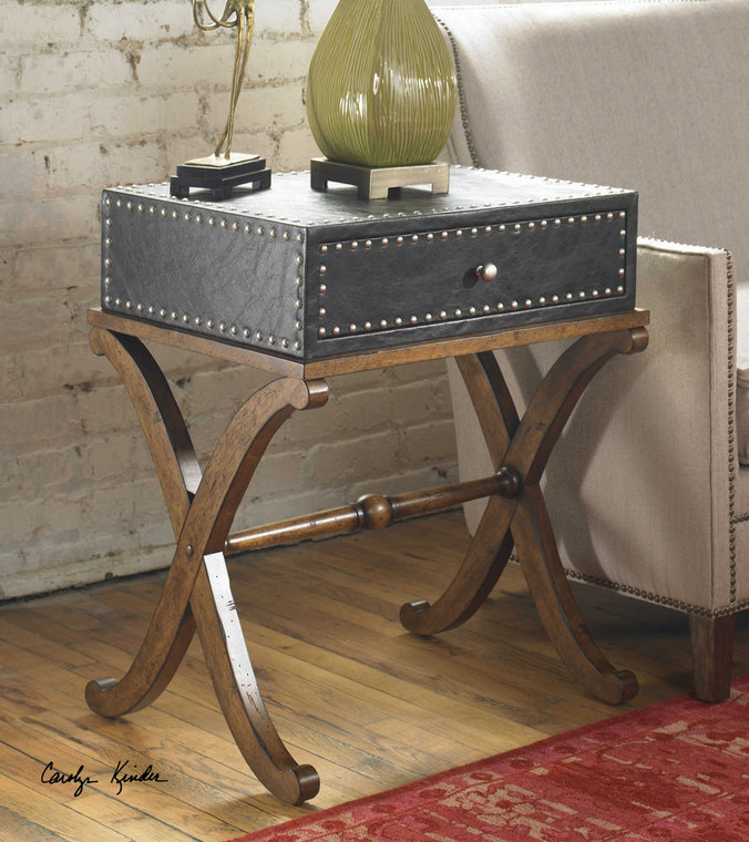 Lok Accent Table by Uttermost