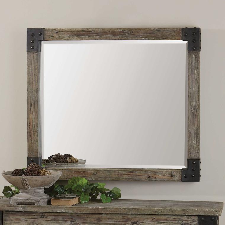 Nelo Mirror by Uttermost