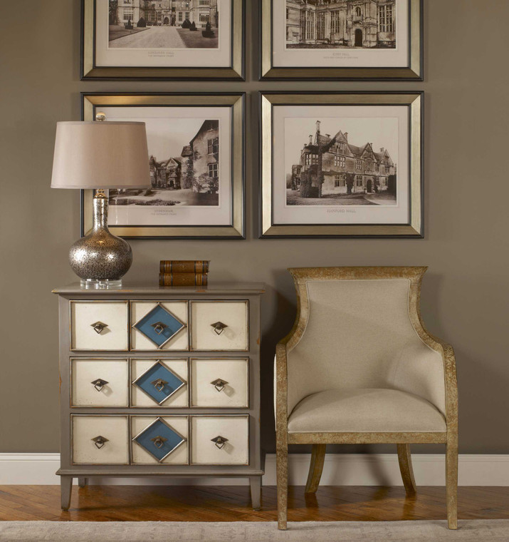 Quintus Armchair by Uttermost
