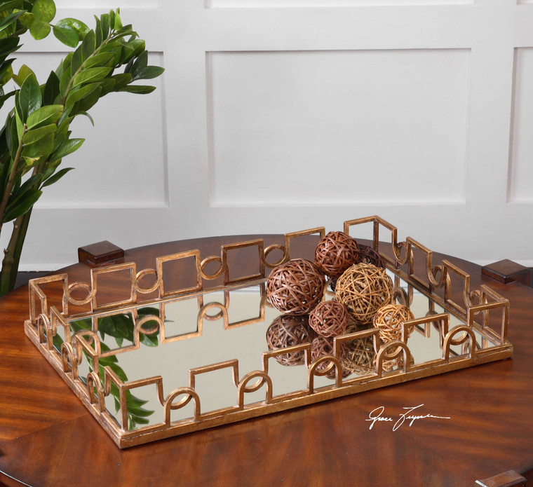 Nicoline Tray by Uttermost