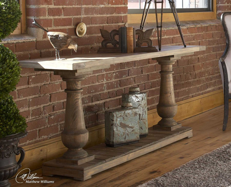 Stratford Console by Uttermost