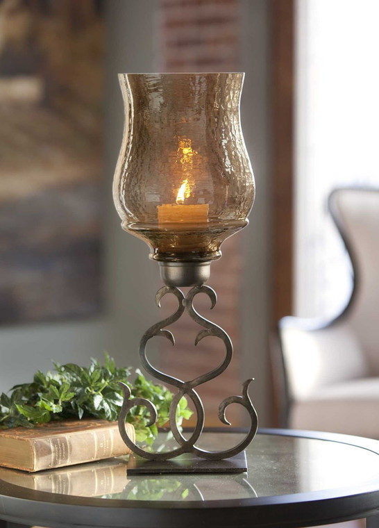 Sorel Candleholder by Uttermost
