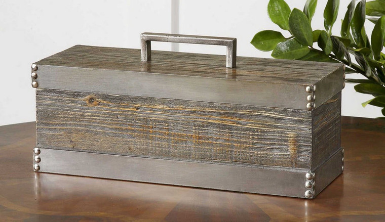 Lican Box by Uttermost