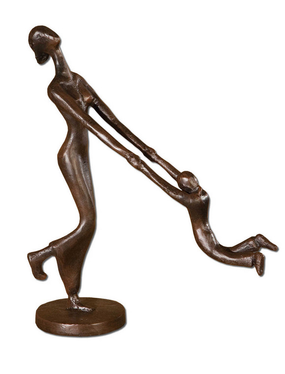 At Play Sculpture by Uttermost