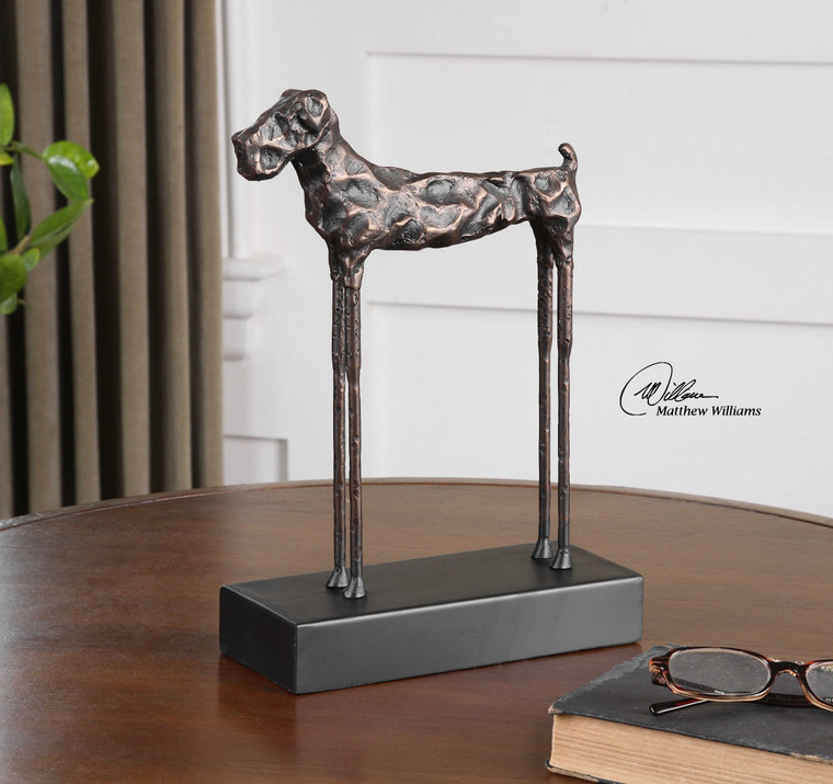 Maximus Figurine by Uttermost