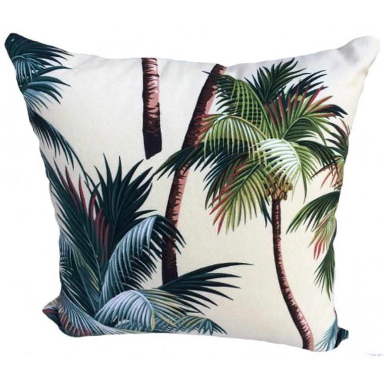 Palm Tree Cushion 60x60