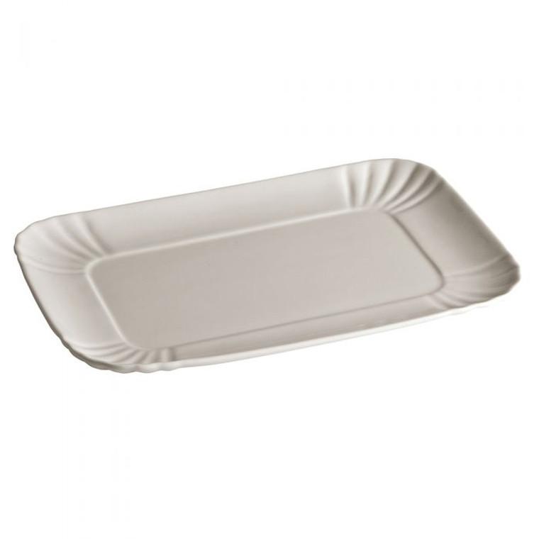 Porcelain Serving Tray - Medium