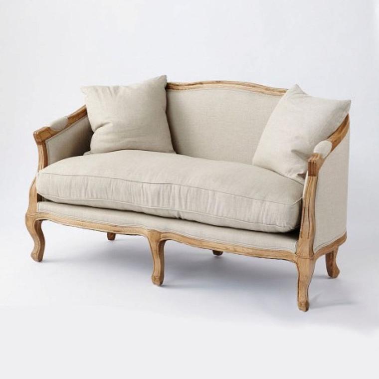 Moliere 2 Seat Sofa