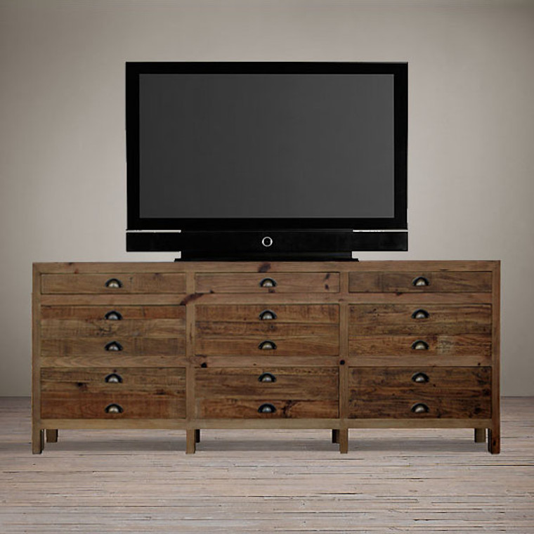 Atelier Printers TV Unit Large
