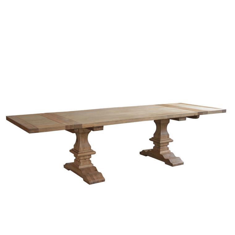 Villemont Extension Trestle Dining Table