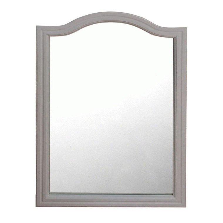 Josephine Mirror - White