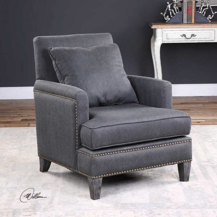Connolly Armchair by Uttermost