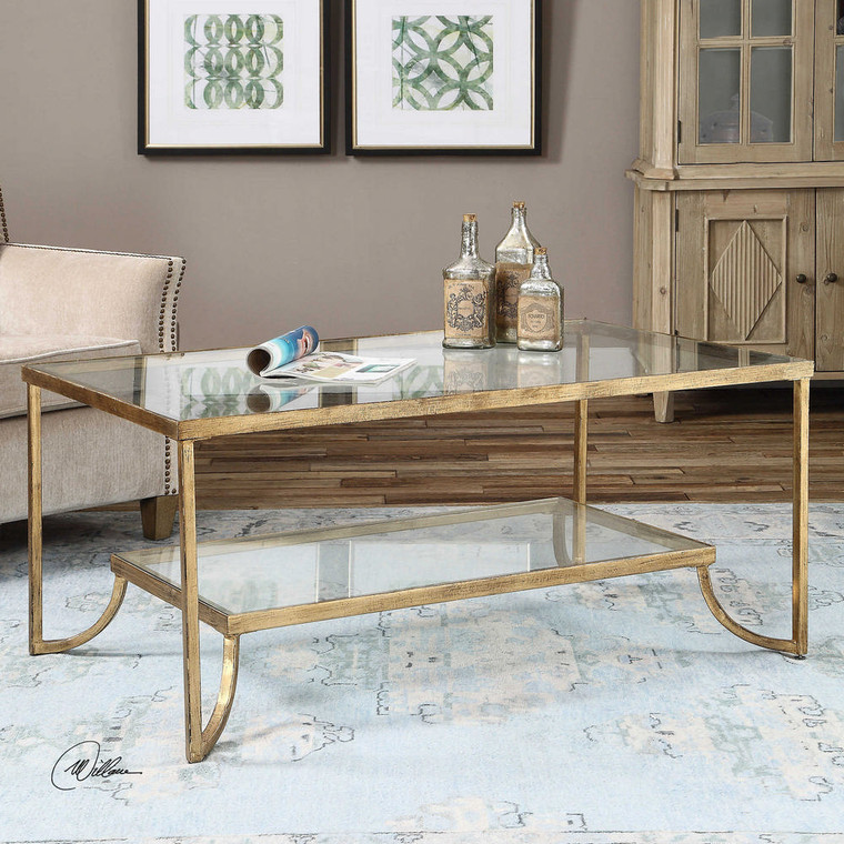Katina Coffee Table by Uttermost