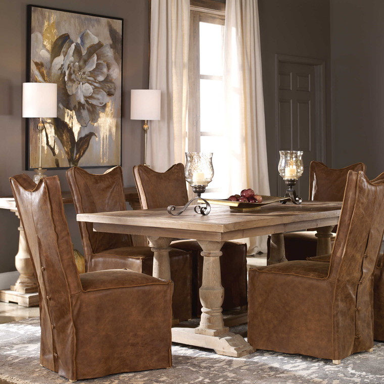 Stratford Dining Table by Uttermost