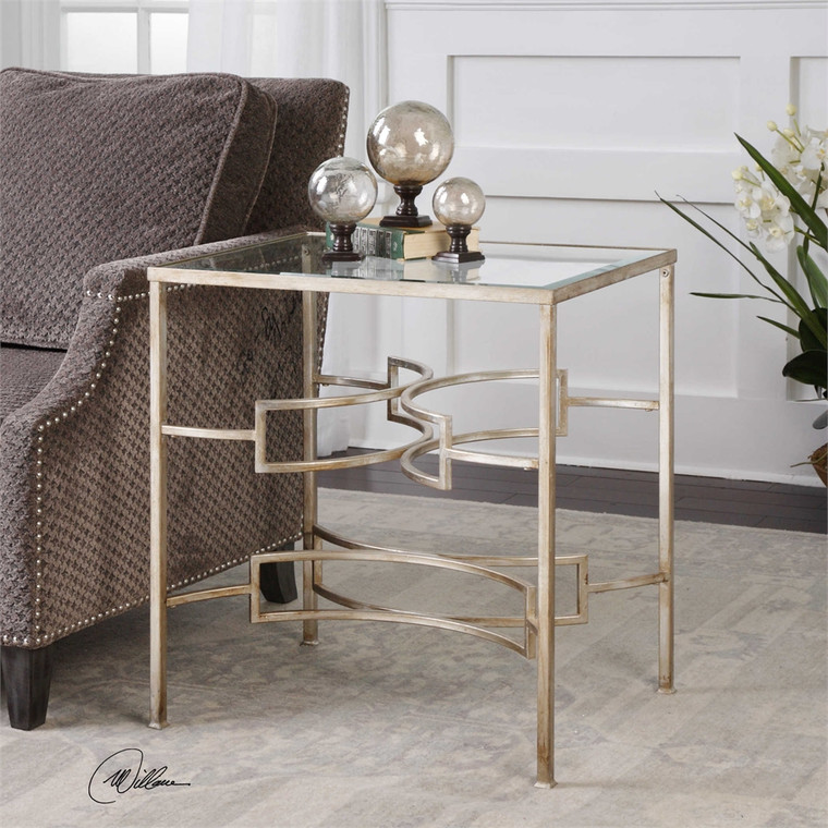 Eilinora End Table - by Uttermost