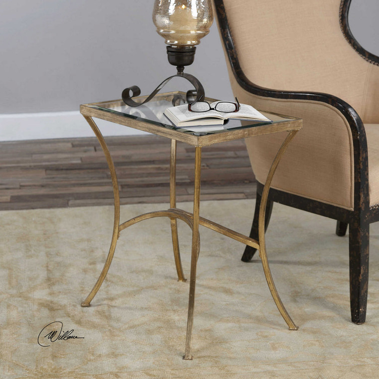 Alayna End Table by Uttermost