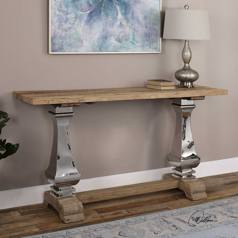 Sava Console Table by Uttermost