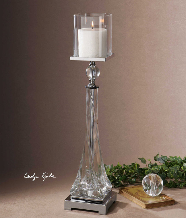 Grancona Candleholder by Uttermost