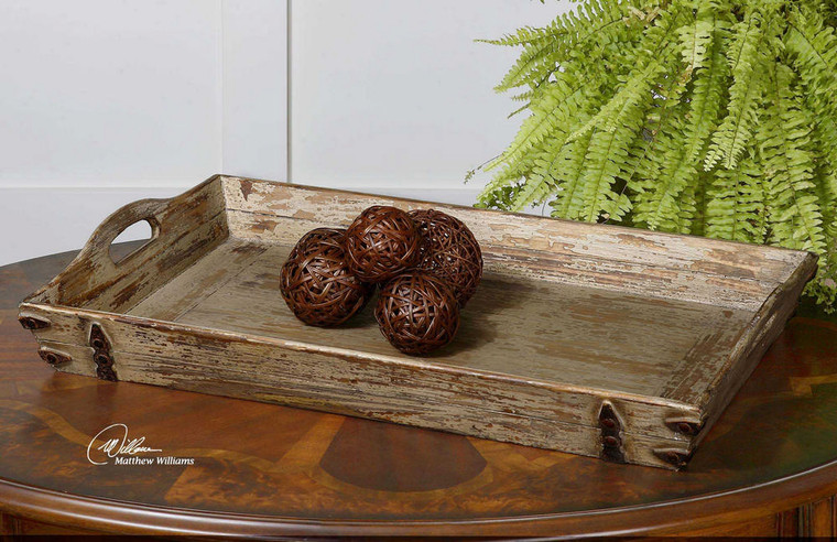 Abila Tray by Uttermost