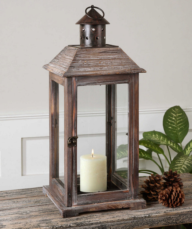 Denley Candleholder by Uttermost