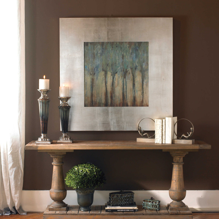 Windblown Oil Reproduction OR by Uttermost