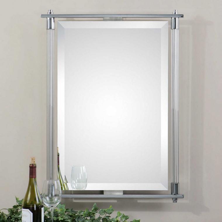 Adara Vanity Mirror by Uttermost