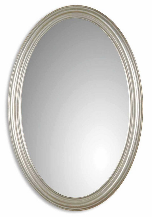 Franklin Oval Mirror by Uttermost