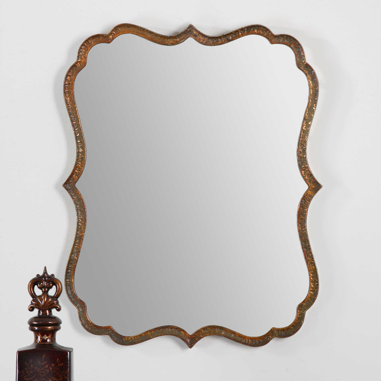 Spadola Vanity Mirror by Uttermost